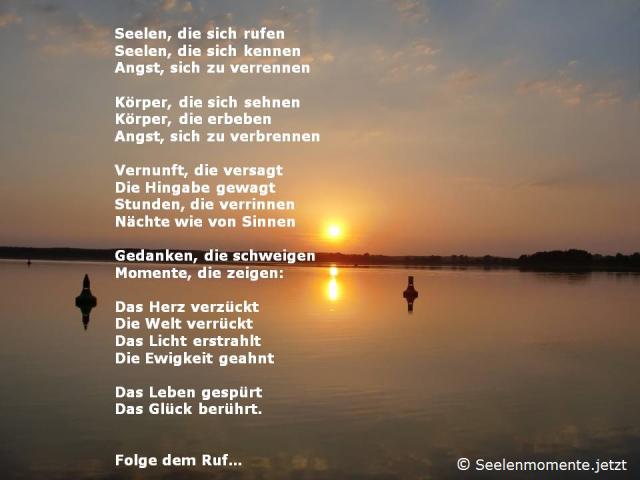 www.Seelenmomente.jetzt/Seelenruf